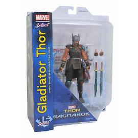 Diamond Toys Figurine - Marvel Select - Thor Ragnarok: Gladiator Thor