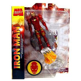 Diamond Toys Figurine - Marvel Select - Iron Man