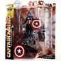 Diamond Toys Figurine - Marvel Select - Captain America