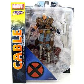 Diamond Toys Figurine - Marvel Select - Cable