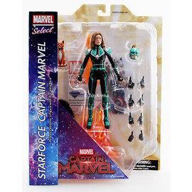 Diamond Toys Figurine - Marvel Select - Starforce Captain Marvel