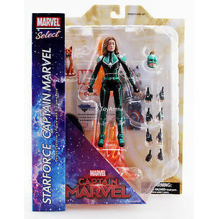 Diamond Toys Figurine - Marvel Select - Starforce Captain Marvel