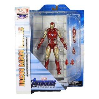 Diamond Toys Figurine - Marvel Select - Avengers Endgame: Iron Man MK 85