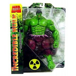 Diamond Toys Figurine - Marvel Select - The Incredible Hulk