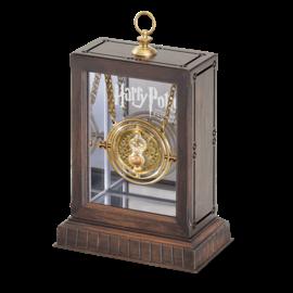 Noble Collection Collectionable - Harry Potter - Réplique du Retourneur de Temps avec Présentoir