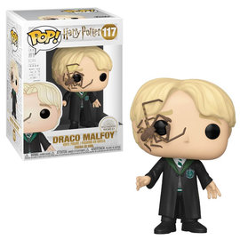 Funko Funko Pop! - Harry Potter - Draco Malfoy with Whip Spider 117