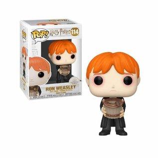 Funko Funko Pop! - Harry Potter - Ron Weasley Puking Slugs with Bucket 114