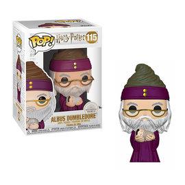 Funko Funko Pop! - Harry Potter - Albus Dumbledore with Baby Harry 115