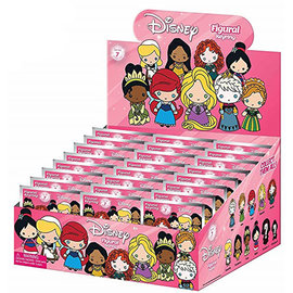Monogram Blind Bag - Disney - Princesses Figurine Keychain Series 7