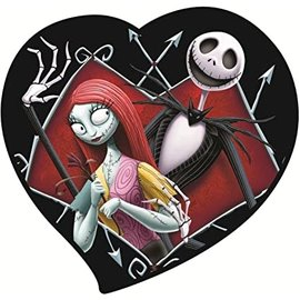 Monogram Aimant - Disney - Nightmare Before Christmas: Jack & Sally