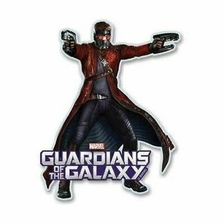 Aimant - Marvel - Guardians of the Galaxy: Starlord en Bois 3D