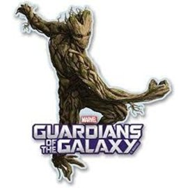 Magnet - Marvel - Gardians of the Galaxy: Wooden Groot