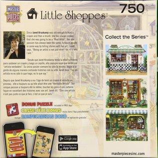 Master Pieces Puzzle Co Casse-tête - Little Shoppes - Vols de Fantaisie 750 pièces