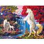 Master Pieces Puzzle Co Casse-tête - Master Pieces - Monde Imaginaire: Images Cachées Brillant dans le Noir 550 pièces