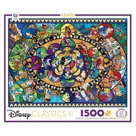 Ceaco Casse-tête - Disney - Classiques II en Vitrail 1500 pièces