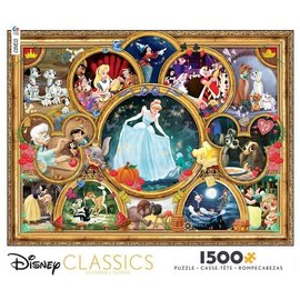 Ceaco Puzzle - Disney - Vintage Classics Collage 1500 pieces