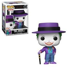 Funko Funko Pop! - Batman - The Joker with Hat 337