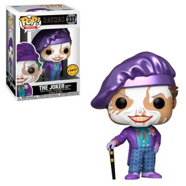 Funko Funko Pop! - Batman - The Joker with Hat *Chase* 337