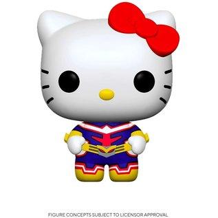 Funko Funko Pop! Animation - My Hero Academia Hello Kitty and Friends - Hello Kitty All Might 791