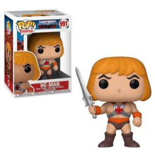 Funko Funko Pop! - Masters of the Universe - He-Man 991