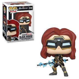 Funko Funko Pop! - Marvel Avengers - Gamerverse Black Widow 630
