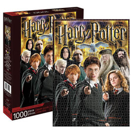 Aquarius Puzzle - Harry Potter - The Order of the Phoenix Movie Poster 1000 pieces