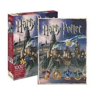Aquarius Casse-tête - Harry Potter - Hedwige à Poudlard 1000 pièces