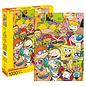 Aquarius Casse-tête - Nickelodeon - Montage des Personnages 1000 pièces