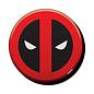 NMR Aimant - Marvel - Deadpool: Logo en Bois 3D