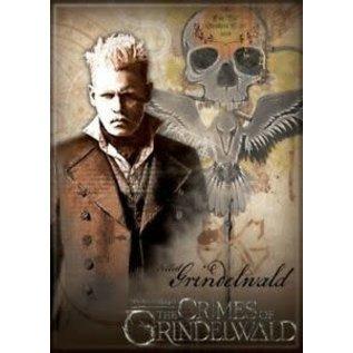 Ata-Boy Aimant - Fantastic Beasts - Gellert Grindelwald