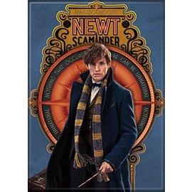 Ata-Boy Aimant - Fantastic Beasts - Newt Scamander