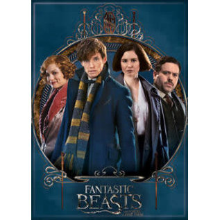 Ata-Boy Aimant - Fantastic Beasts - Photo de Groupe
