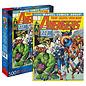 Aquarius Casse-tête - Marvel - Avengers 100ème Couverture 500 pièces