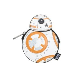 Loungefly Wallet - Star Wars - BB-8 Shaped