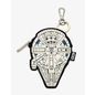 Loungefly Portefeuille - Star Wars - en Forme de Millennium Falcon Argent