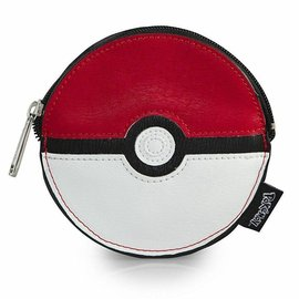 Loungefly Wallet - Pokémon - Poké Ball Shaped