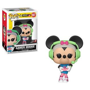 Funko Funko Pop! - Disney Mickey 90 Years - Gamer Minnie 507 *Game Stop Exclusive*