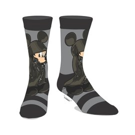 Bioworld Chaussettes - Disney - Kingdom Hearts: Mickey Capuchon 1 Paire Crew