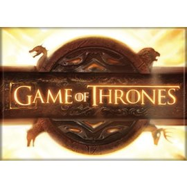 Ata-Boy Magnet - Game of Thrones - Logo