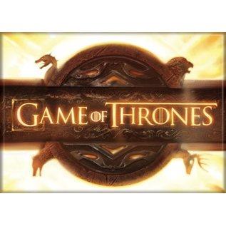 Ata-Boy Aimant - Game of Thrones - Logo