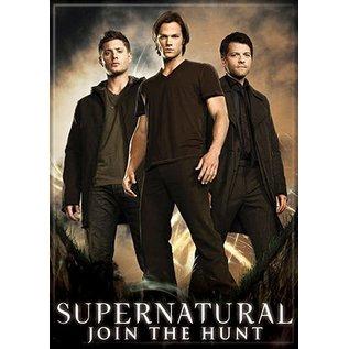 Ata-Boy Aimant - Supernatural - Joint the Hunt