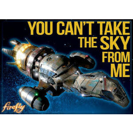 Ata-Boy Magnet - Firefly - You Can't Take the Sky From Me