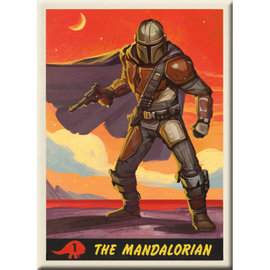 Aquarius Aimant - Star Wars The Mandalorian - 1 The Mandalorian