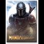 Aquarius Aimant - Star Wars The Mandalorian - Armure