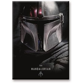 Aquarius Aimant - Star Wars The Mandalorian - Casque