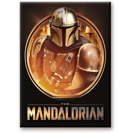 Aquarius Aimant - Star Wars The Mandalorian - Cercle