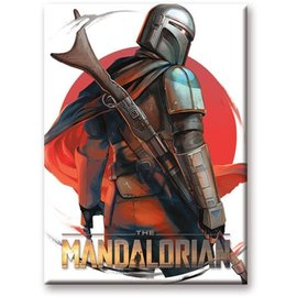 Aquarius Aimant - Star Wars The Mandalorian - Disruptor Riffle
