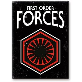 Aquarius Aimant - Star Wars - First Order Forces