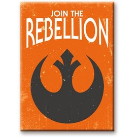 Aquarius Magnet - Star Wars - Join the Rebellion