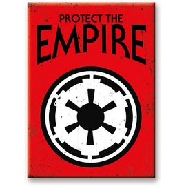 Aquarius Magnet - Star Wars - Protect the Empire